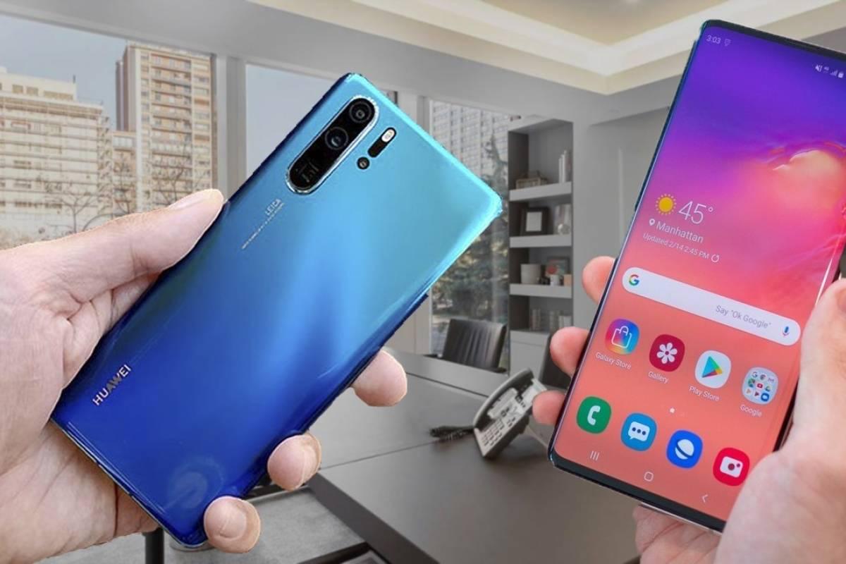 Samsung Anuncia Que Cambia Celulares Huawei Por Galaxy S10 Entérate Cómo