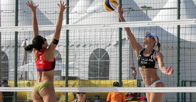 La élite del voleibol de playa visitará Cancún